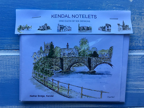 Kendal Notelets