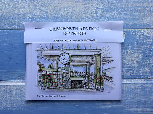 'Brief Encounter', Carnforth Station Notelets