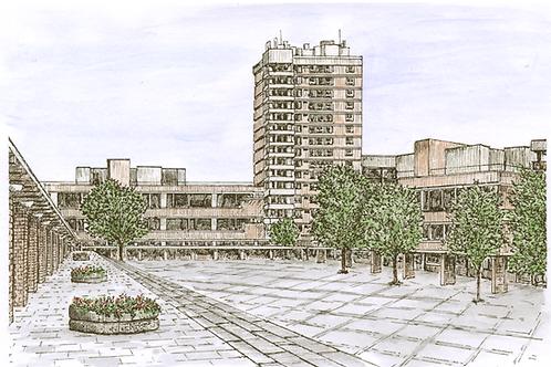Alex Square, Lancaster University