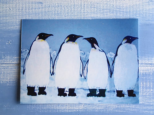 'There's Always One!' Card. 36