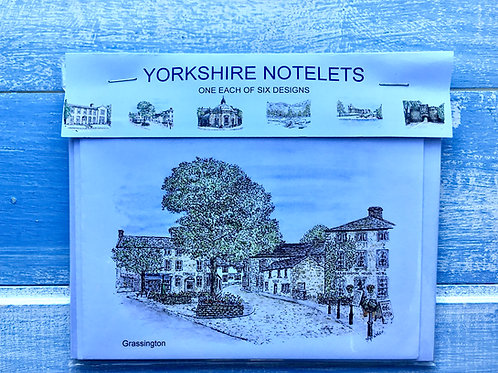Yorkshire Notelets