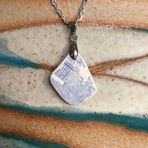 No.6 Beach Pottery Pendant