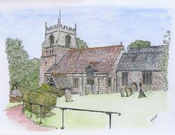 Beoley Church