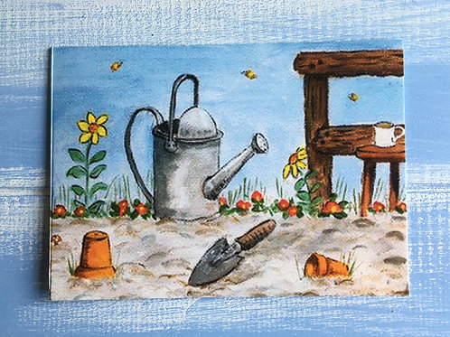 'The Allotment.' Card. 44