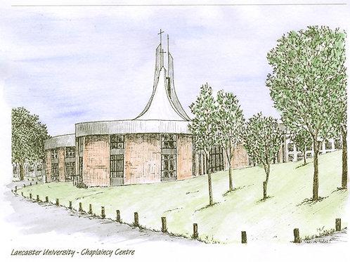 Chaplaincy Centre Lancaster University