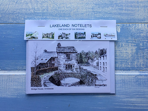 Lake District Notelets