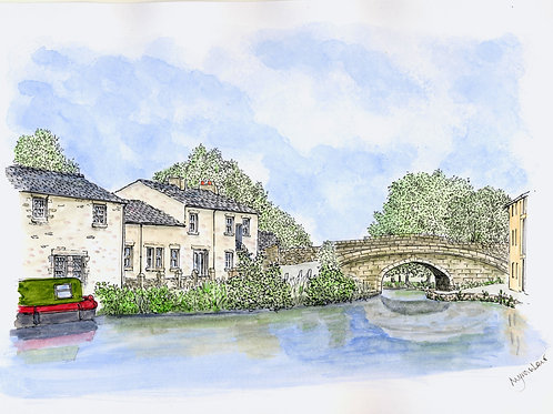 Lancaster Canal Bridge 98