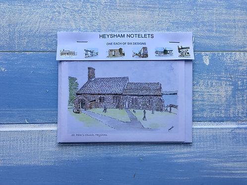 Heysham Notelets