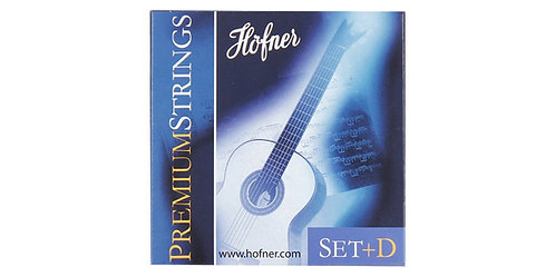 Höfner Guitar Strings - Premium