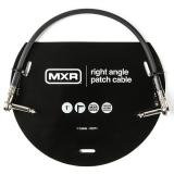 MXR Patch Cable Right angle, Pack of 1 piece