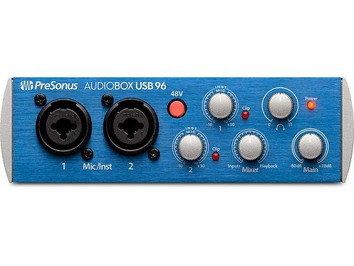 PRESONUS AudioBox USB 96 - Audio Interface