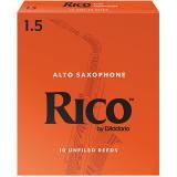 Rico, Alto Sax,  10 Box 1.5- 4