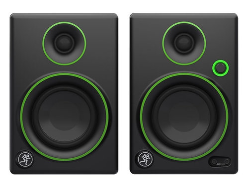 MACKIE CR4BT - 4″ Multimedia Monitore mit Bluetooth®