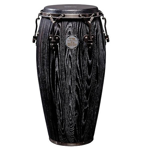"Conga 30TH Anniversary Celebration Series, Conga 12"", Black Finish"