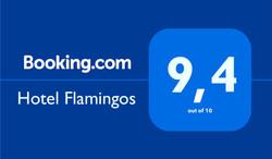 Flamingos 2021 Booking.com Award (Short)