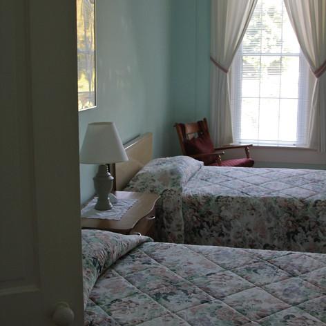 Knobs Haven bedroom