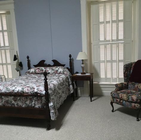 Academy Building bedroom