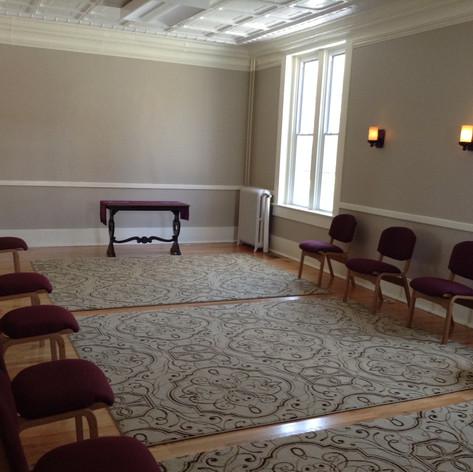 Knobs Haven prayer room