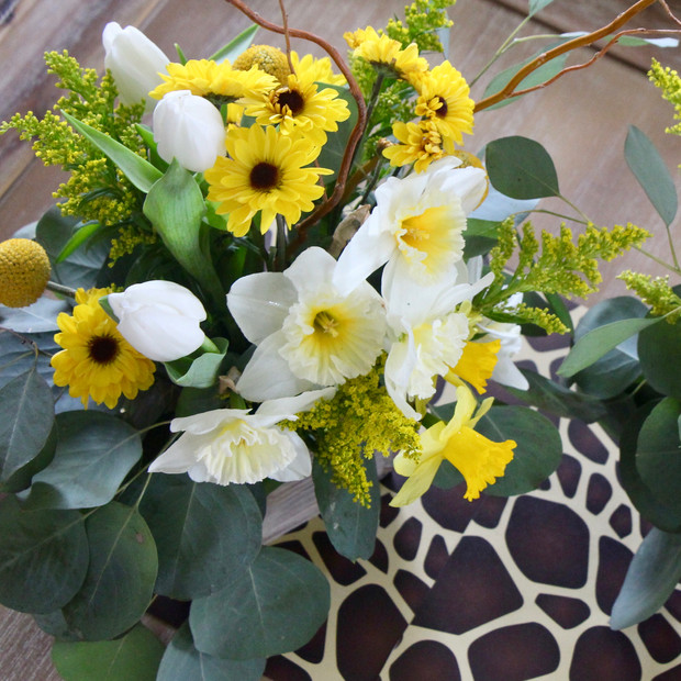 BABY SHOWERS BRING APRIL FLOWERS