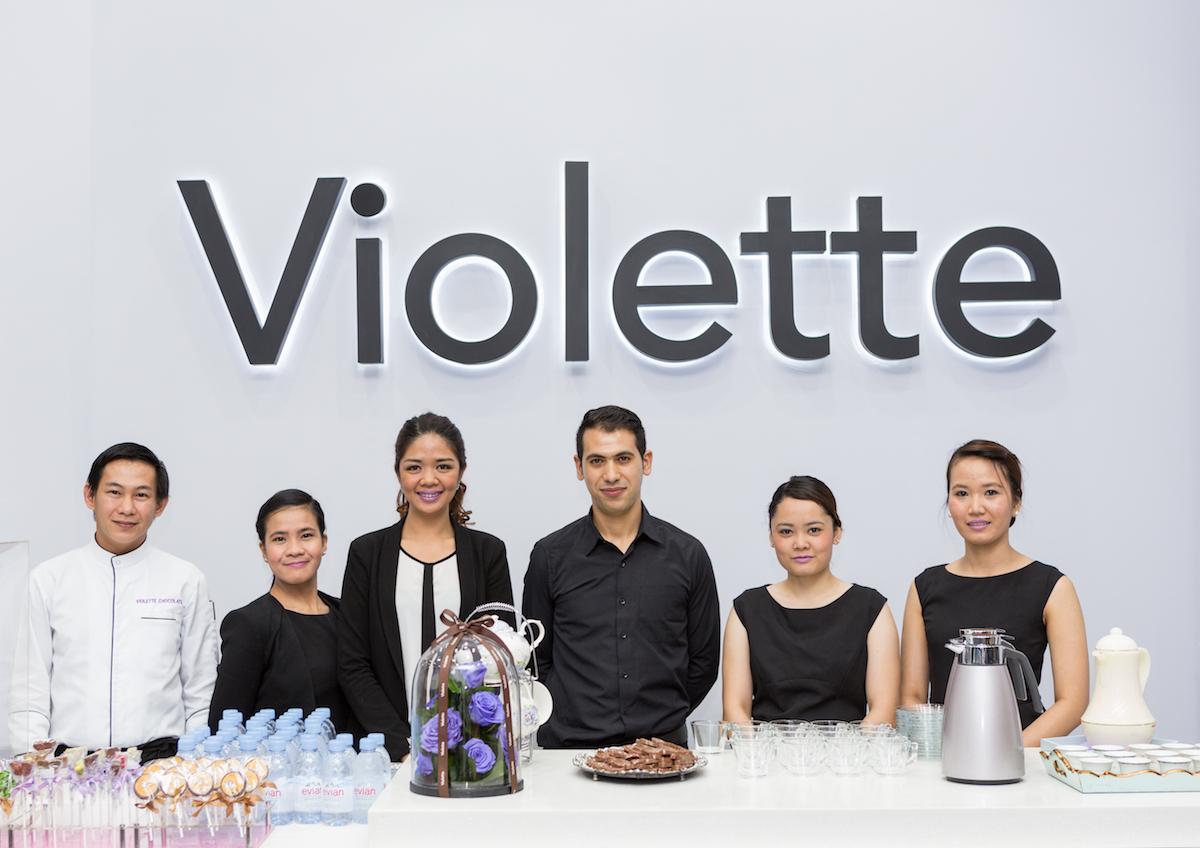 Violette Chocolatier