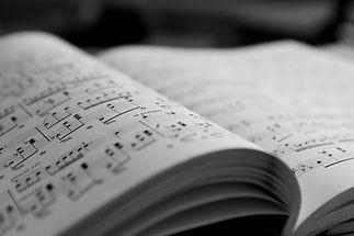 Partitions de musique