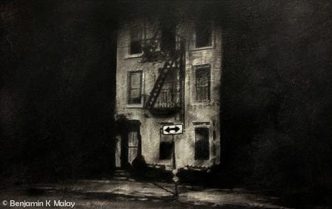 Night Walk, Brooklyn