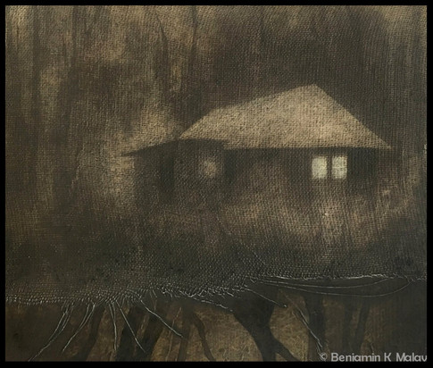 The Cabin (detail)