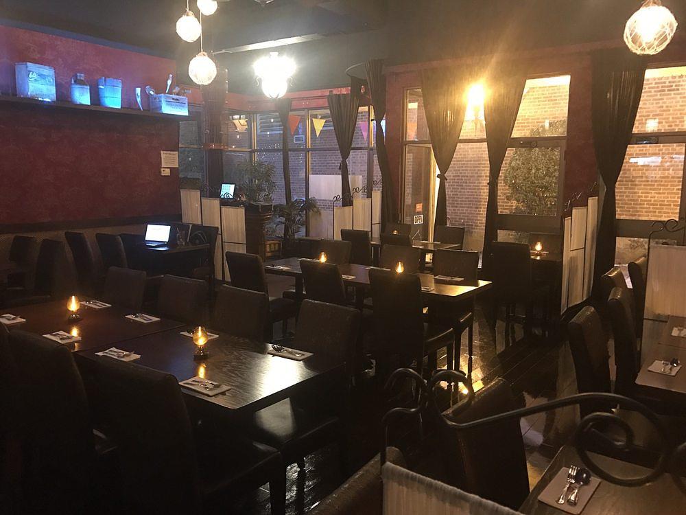 5 spice restaurant
