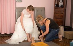Wedding Tree bridal alteration