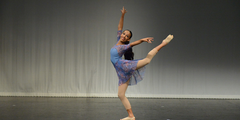 SDC - Round 3 Solo Competition - Ballet Stream