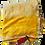 Thumbnail: Plaid en laine jaune soleil