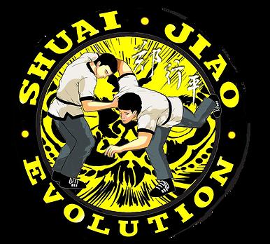 SHUAI JIAO - EVOLUTION - PATCH - BLACK -