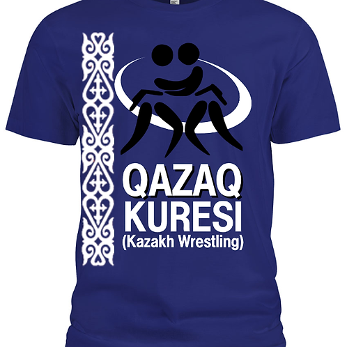 Qazaq Kuresi (Kazakh Kuresh) - Kazakh Jacket Wrestling