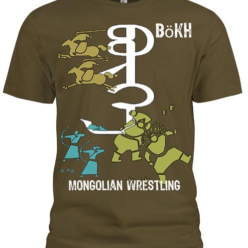 Bokh - Mongolian Wrestling