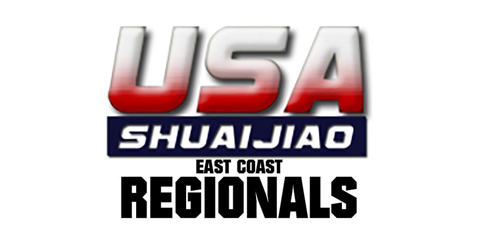 USA Shuai Jiao East Coast Regionals