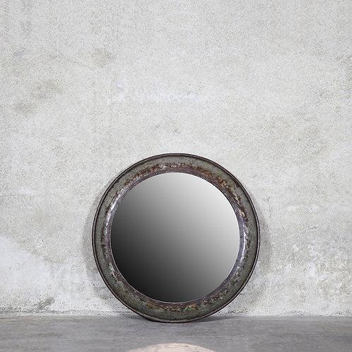 Torlouse Round Iron Mirror - 91cm