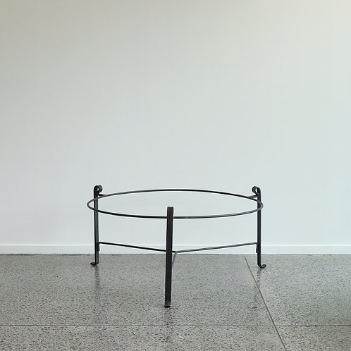 Iron Sahar Stand, High - 120cm