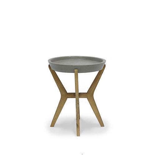 Franco Concrete Side Table