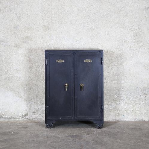 Sargent & Freeman Safe Cabinet - Short - 2 Door