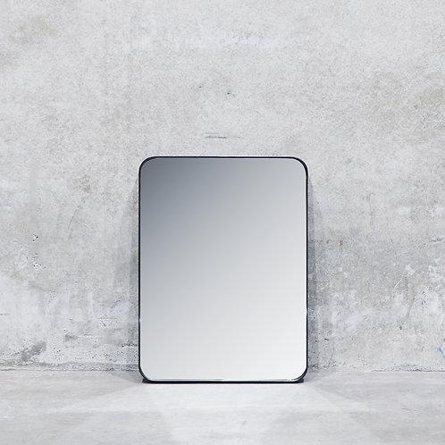 Pablo Nickel Mirror - 80cm - Rectangle