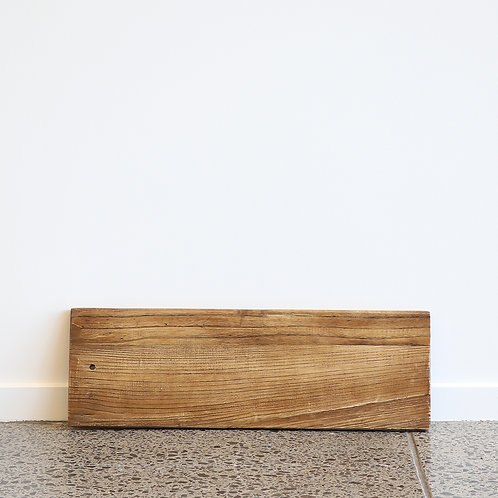 Artisan Elm Rectangle Bread Board - 60cm - Without Handle