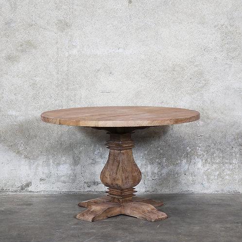 Mulhouse Round Elm Table - 120cm