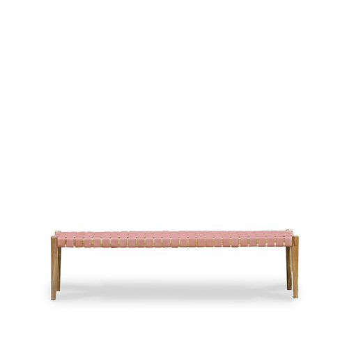 Hayes Bench 180cm Nude