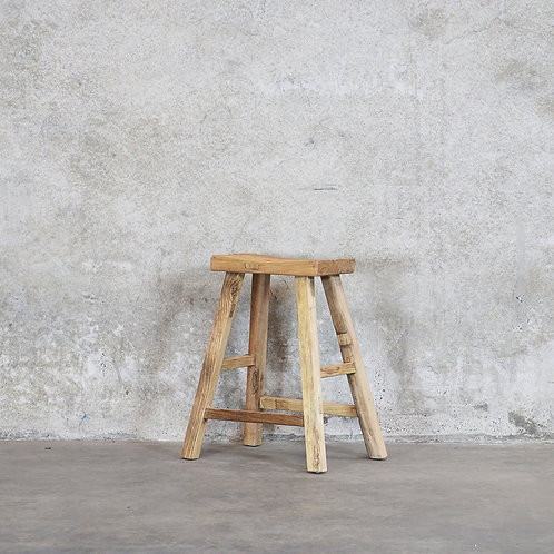 Parq Peasant Barstool - Curved Seat
