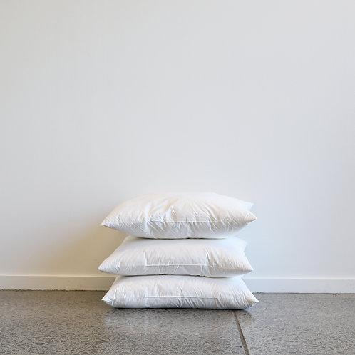 Feather & Down Cushion Inner - 55x55cm