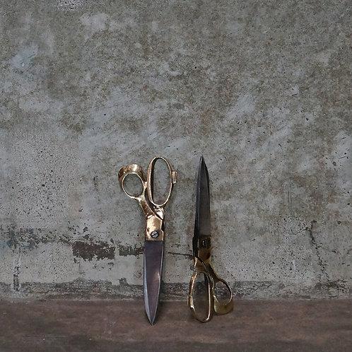 Original Kish Brass Scissors