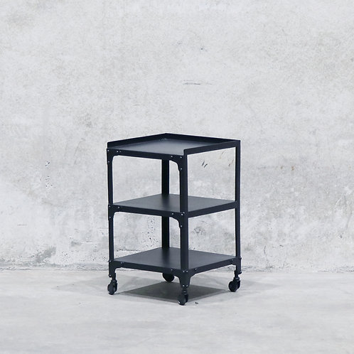 Lizzie Iron Side Table - 3 Tier