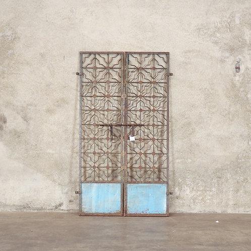 Original Rod Door- Solid bottom panel