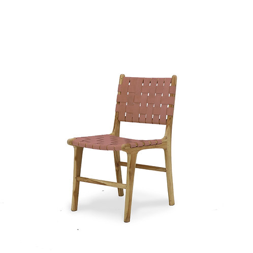 Hayes Dining Chair - Nude