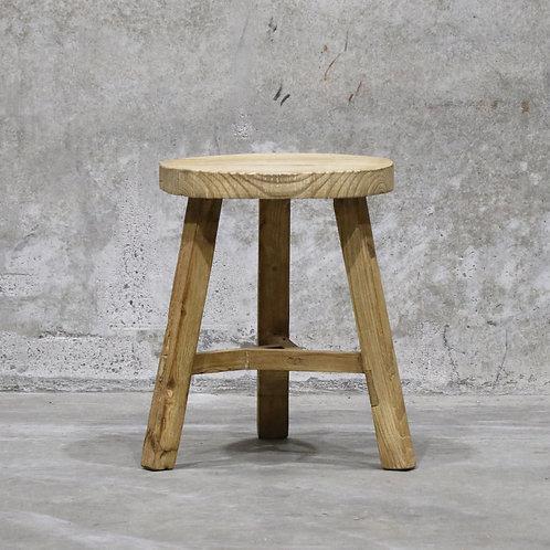 Parq Peasant Stool - Round Seat